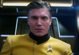 Star Trek: Discovery 2: O novo capitão Christopher Pike